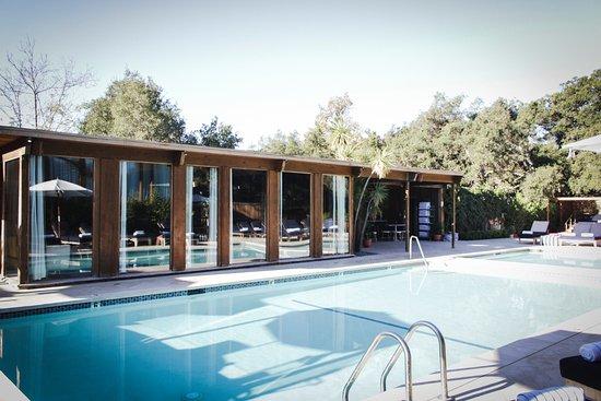 Calamigos Guest Ranch and Beach Club: Main- Pool Bar