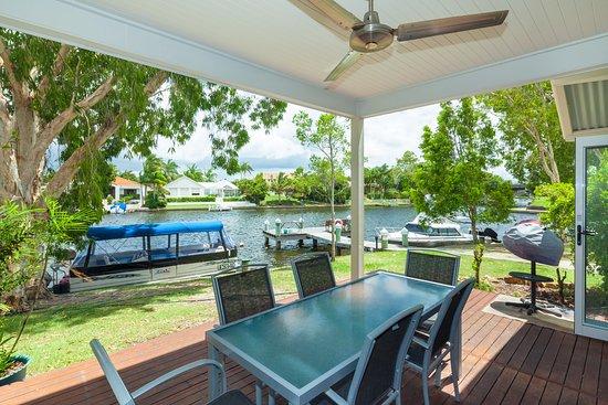 Foto de Noosa Entrance Waterfront Resort