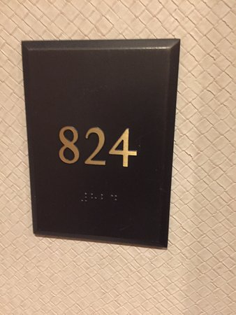 Sofitel Washington DC: Room 824