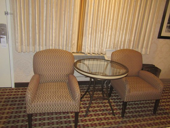 King Size Room Best Western Garden Inn Santa Rosa CA Picture