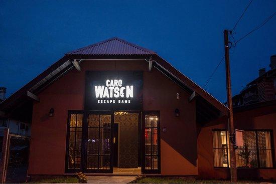 Caro Watson Escape Game