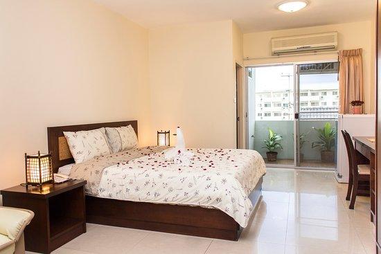KV Mansion: superior room