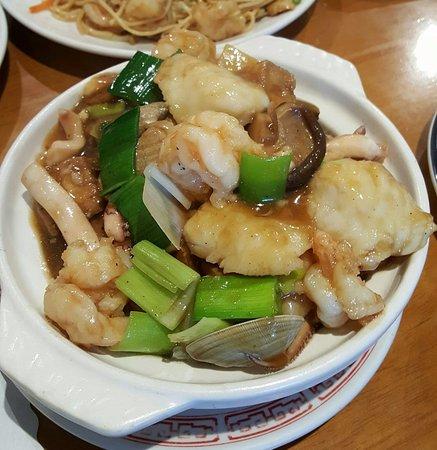 Lomita, CA: Mixed Seafood Hot Pot