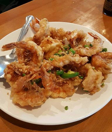 Lomita, CA: Salt and Pepper Shrimp