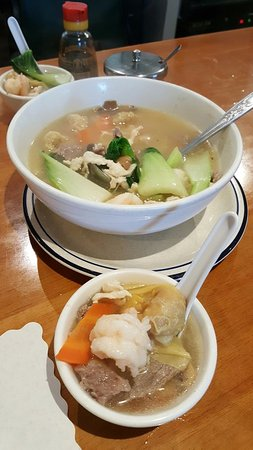 Lomita, Californien: Wor Won Ton Soup