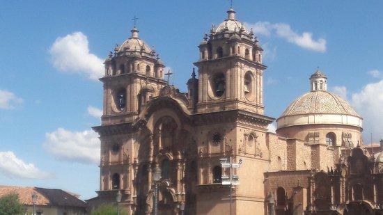 La Iglesia De La Compañía Una Joya Del Arte Barroco En: TEmplo Barroco De La Compañia De Jesus