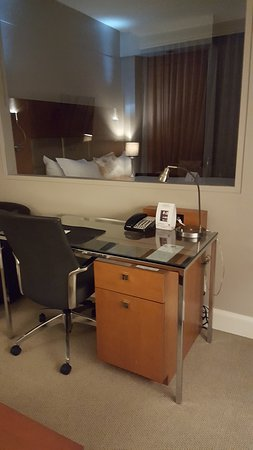 Hotel Le Crystal: Chambre