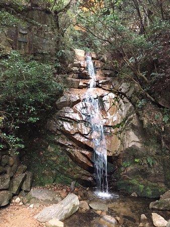 Ashiya Rock Garden: Rock Garden Waterfall