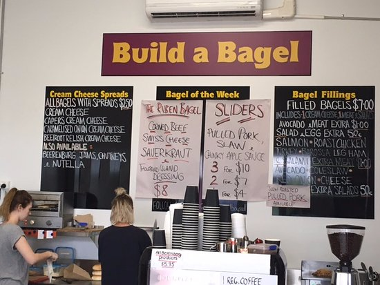 Marleston, Australia: Bagel Boys