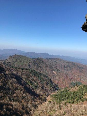 Wakasa-cho, Jepang: 天気も良く、最高の登山でした。