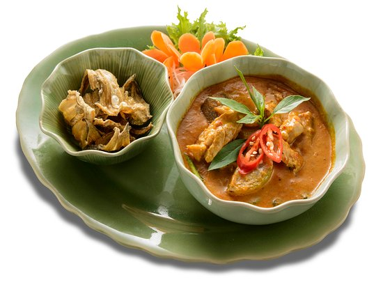 Celadon: Red Curry Chicken Top Seller