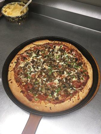 Hayesville, Carolina del Norte: Roma's Pizzeria