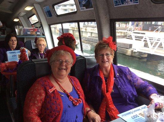 Nova Cruises : Coleen from Tamworth, Denise from Metford.