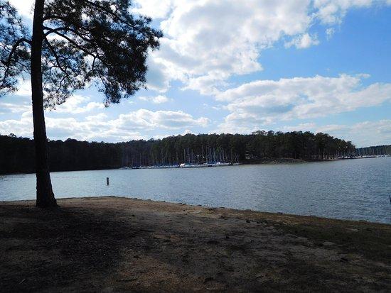 Lincolnton, GA: Near park area