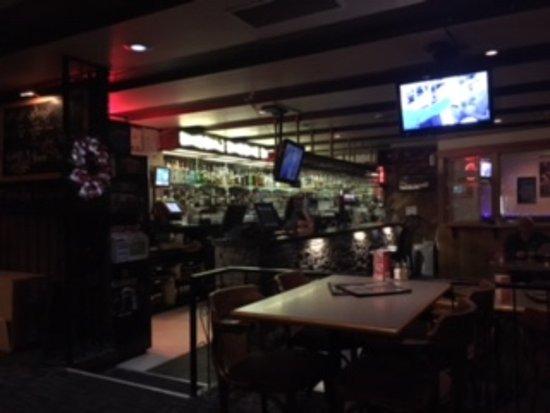 Port McNeill, Canadá: Bar