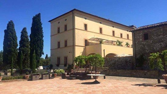 Foto de Castello di Casole Private Estate & Spa