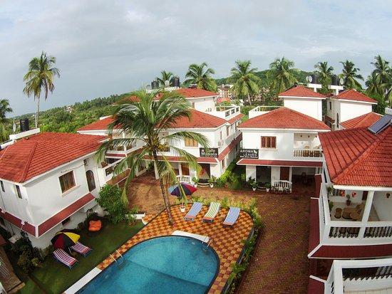 Aromiaa Villas: Luxury Villas with Swimming pool..