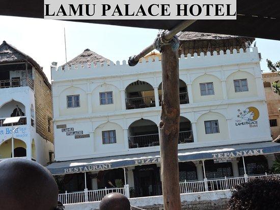 Lamu Palace Hotel Bild
