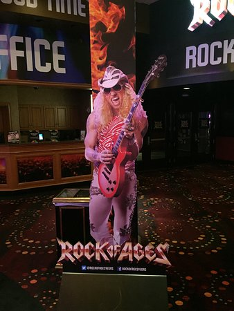 Rock of Ages: Last show on January 1st.