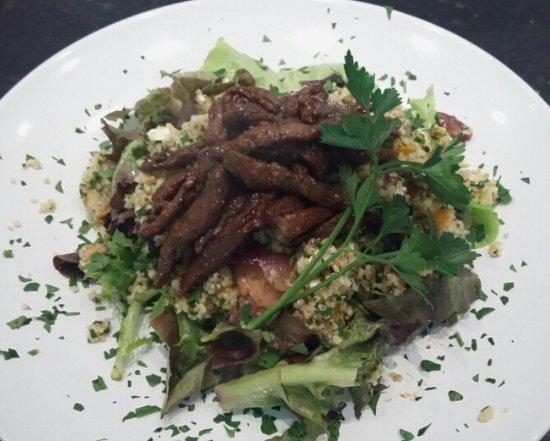 Zanna's Flavour Junction: Salad