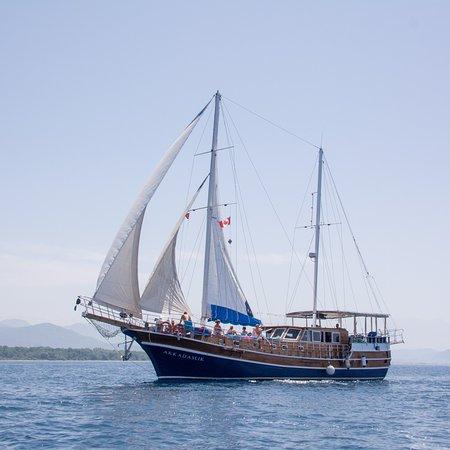 Best Restaurants In Fethiye Harbour