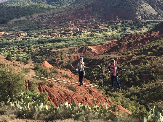 Sur Les Pentes du Toubkal: Terres d'Amanar
