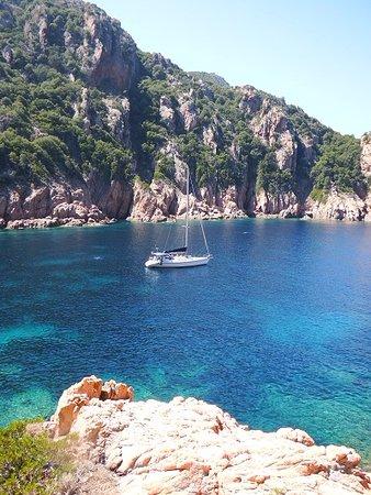 Macinaggio, France: Croisières en Corse en Voilier