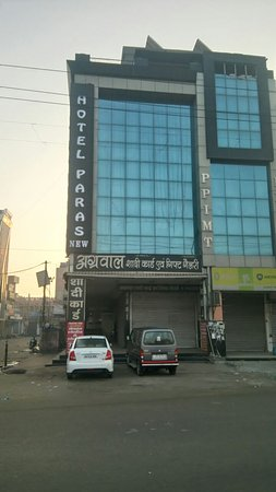 Hissar District, India: Hotel paras