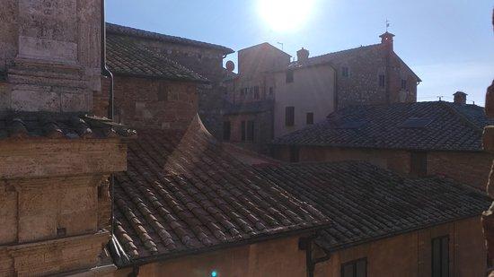 Palazzo Bellarmino: I tetti