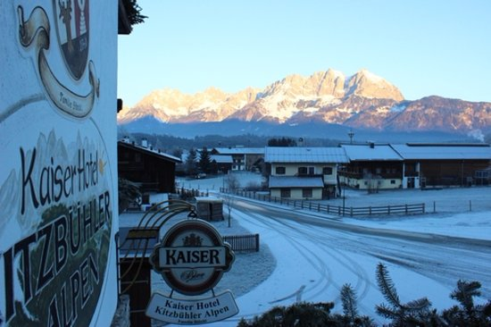 Kaiserhotel Kitzbühler Alpen Foto