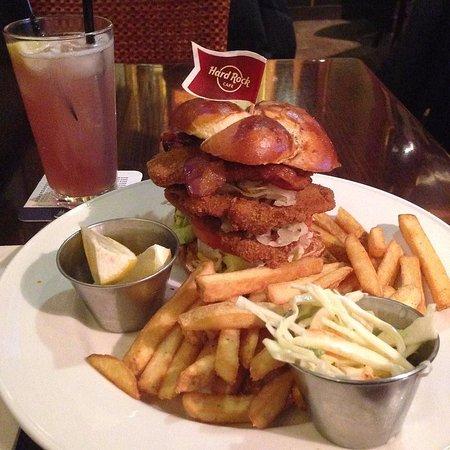 Local Legendary Burger Bild Von Hard Rock Cafe Köln Tripadvisor