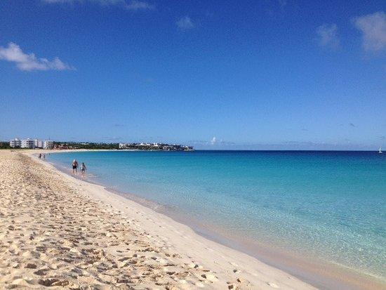 West End Village, Anguilla: Strand