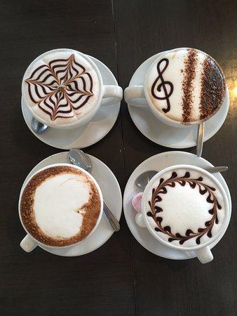 Matheson Cafe: Coffee