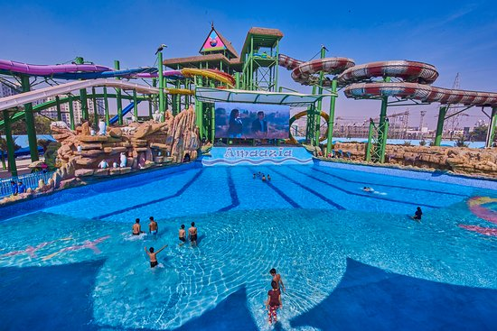 Surat, Indie: Wave Pool