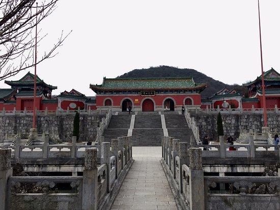 Zhangjiajie Puguang Temple: photo6.jpg