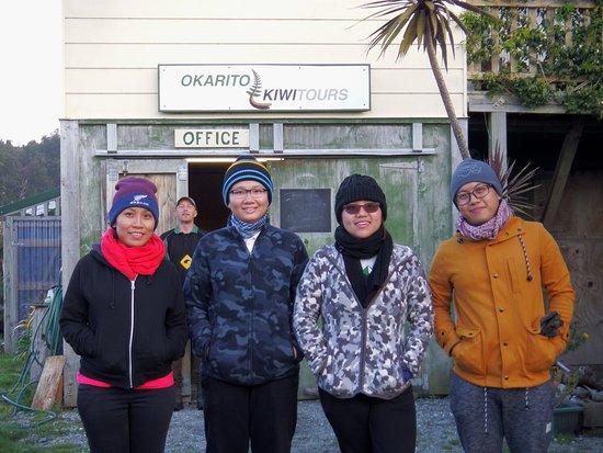 Okarito Kiwi Tours