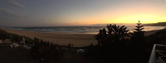 Haus am Strand: Some of the most amazing sunsets to experience.  This is Wilderness at it's best!