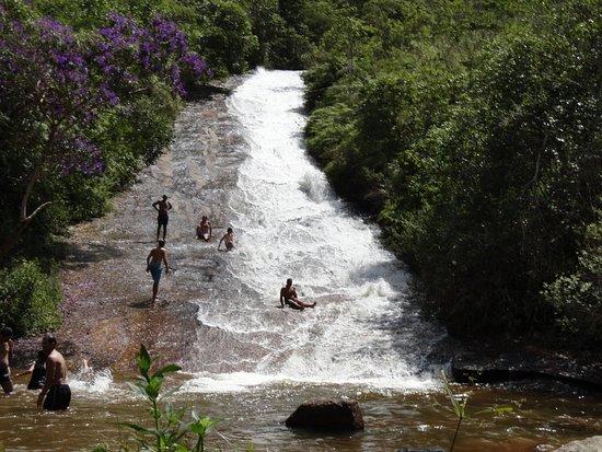 Cachoeira do Escorregador - Serra dos Cocais - Coronel Fabriciano - MG