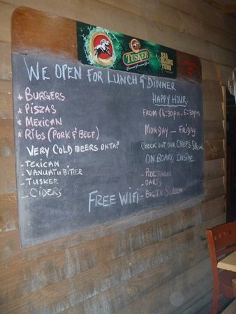 Warhorse Saloon Restaurant &Bar : what to expect