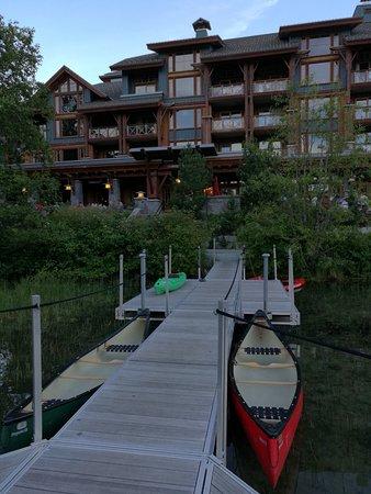 Obraz Nita Lake Lodge