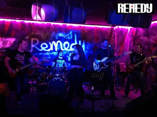 Remedy Live Club