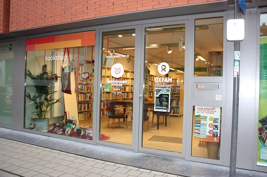 Oxfam Bookshop Leuven