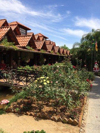 Passeio a Fluss Haus em São Martinho, Santa Catarina