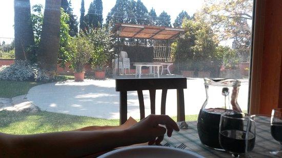 Villa San Pietro, Ιταλία: particolare esterno