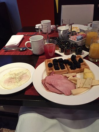 Brasserie 1605 at the Crowne Plaza Times Square: photo0.jpg