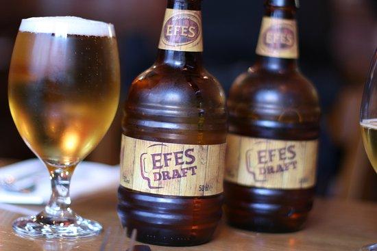 ephesus brighton turkish beer