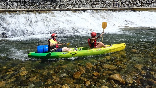 Kayak Herault