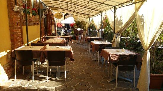 Carimate, إيطاليا: Caffè del Borgo