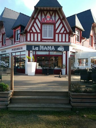 la mama sables d 39 or les pins restaurantbeoordelingen tripadvisor. Black Bedroom Furniture Sets. Home Design Ideas