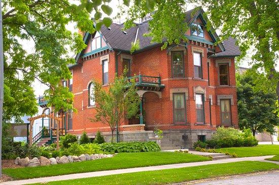 Bay City, MI: Historic Webster House